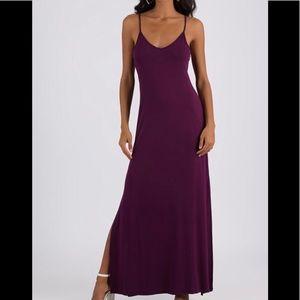 Dresses & Skirts - Laid-Back Life Lace-Back Maxi Dress